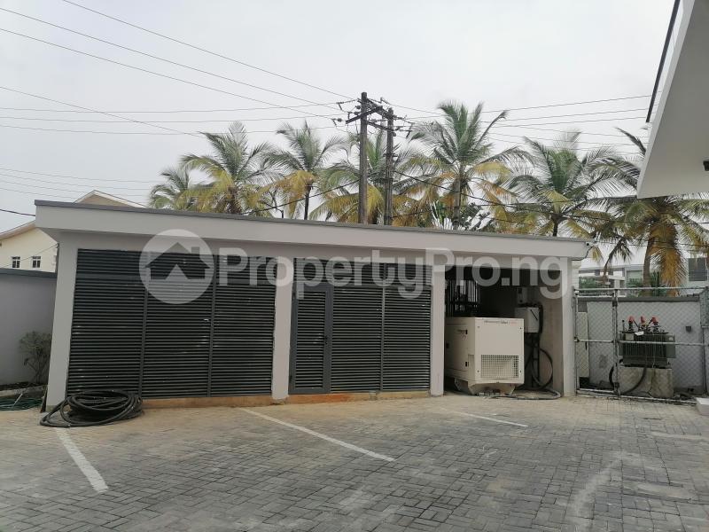 4 bedroom Terraced Duplex House for rent off Bourdillon Bourdillon Ikoyi Lagos - 5