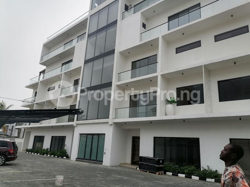 4 bedroom Terraced Duplex House for rent off Bourdillon Bourdillon Ikoyi Lagos - 0