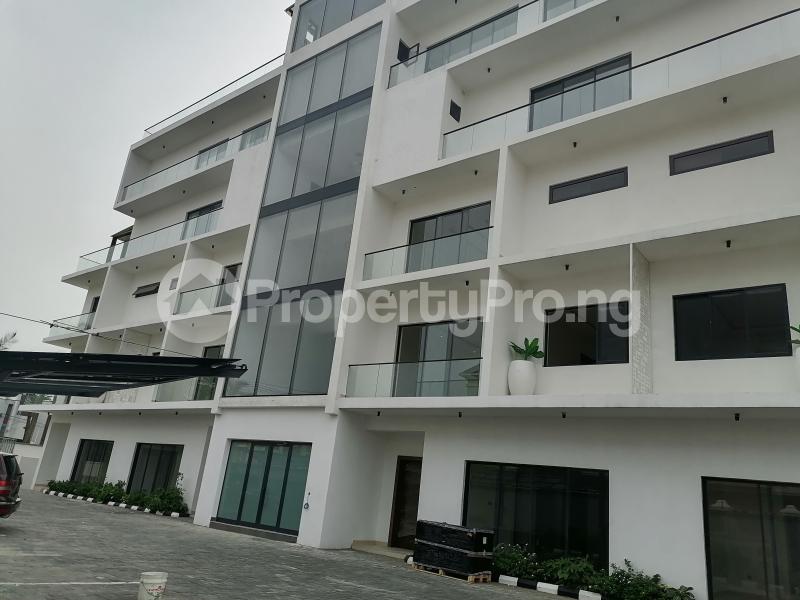 4 bedroom Terraced Duplex House for rent off Bourdillon Bourdillon Ikoyi Lagos - 1