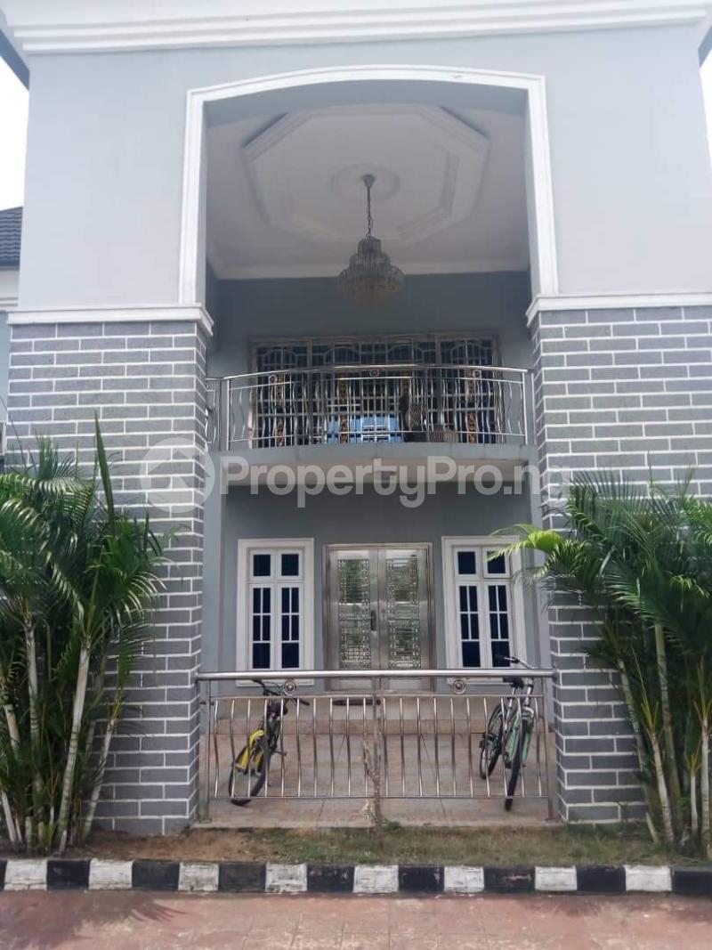5 bedroom Detached Duplex House for sale Shelter Afrique Uyo Akwa Ibom - 1