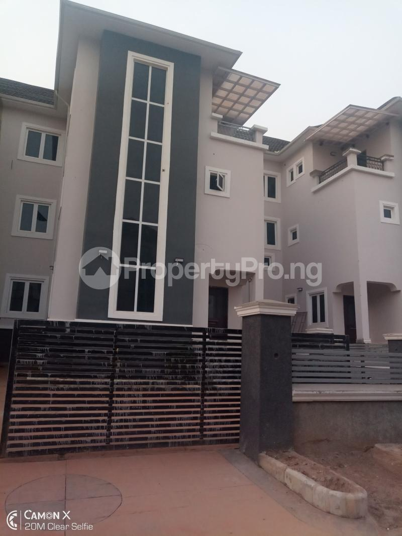 5 bedroom Semi Detached Duplex House for sale Galadimawa round about Galadinmawa Abuja - 18