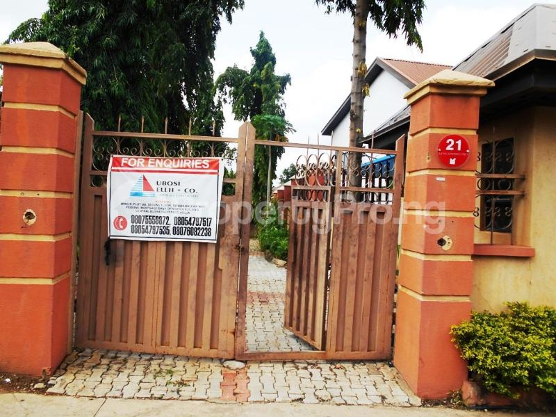 5 bedroom Boys Quarters Flat / Apartment for rent justice Sowemimo street Asokoro Abuja - 8
