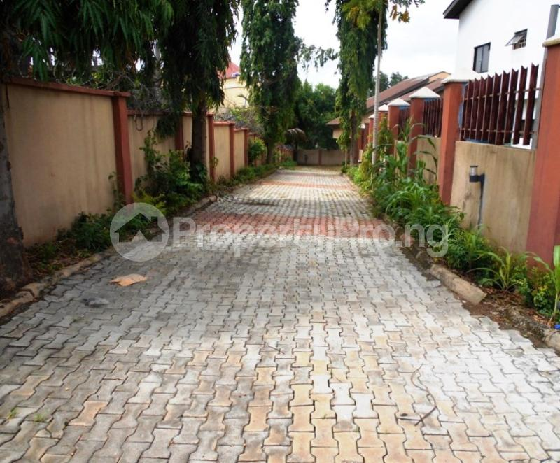 5 bedroom Boys Quarters Flat / Apartment for rent justice Sowemimo street Asokoro Abuja - 15