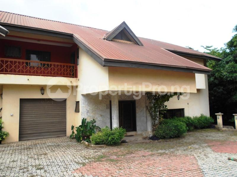 5 bedroom Boys Quarters Flat / Apartment for rent justice Sowemimo street Asokoro Abuja - 1