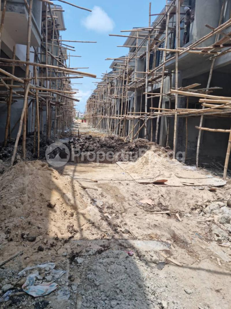 4 bedroom Terraced Duplex House for sale chevron Lekki Lagos - 2