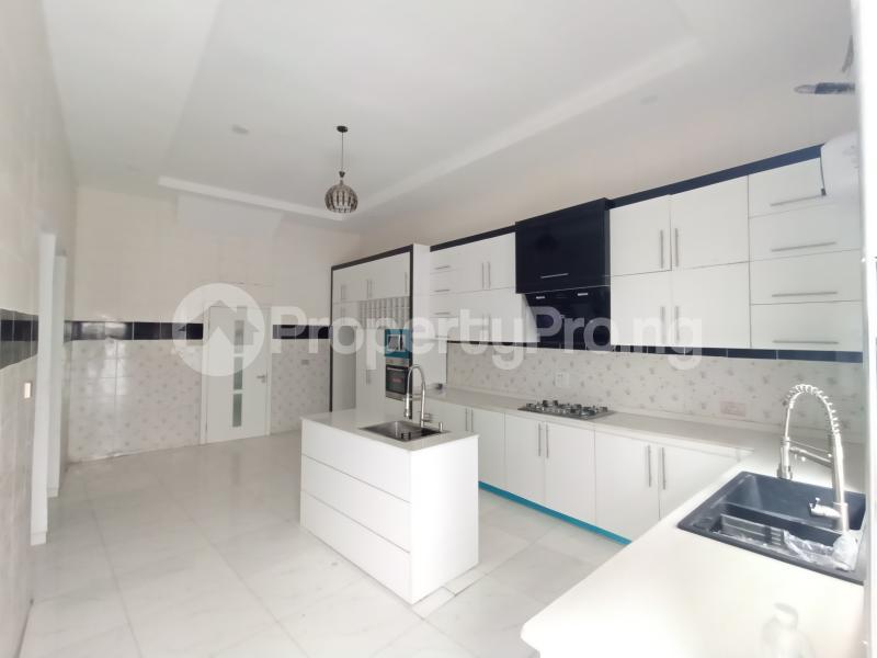 5 bedroom Detached Duplex for sale Off Chevron Drive, Gated Estate chevron Lekki Lagos - 6
