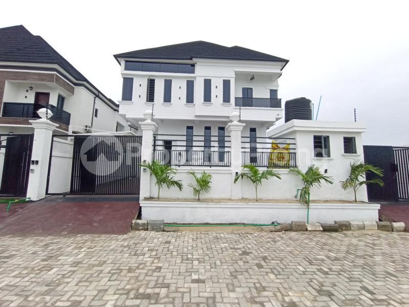 5 bedroom Detached Duplex for sale Off Chevron Drive, Gated Estate chevron Lekki Lagos - 2