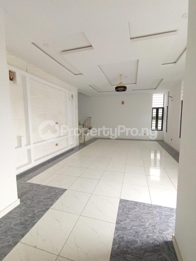 5 bedroom Detached Duplex for sale Off Chevron Drive, Gated Estate chevron Lekki Lagos - 4