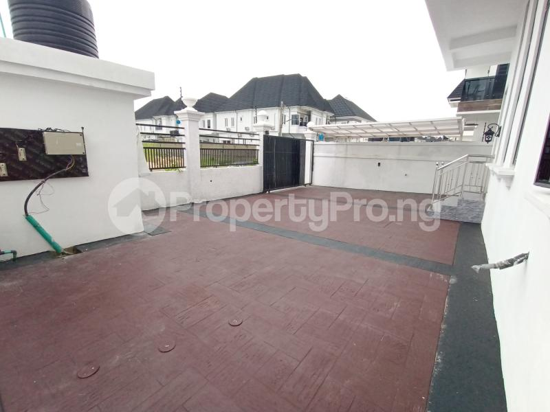 5 bedroom Detached Duplex for sale Off Chevron Drive, Gated Estate chevron Lekki Lagos - 0