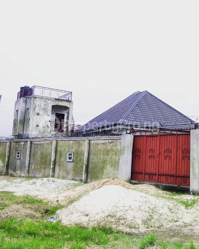 3 bedroom Detached Bungalow for sale Army Range, By Charles Dale International School, Off Eneka, Igwuruta Airport Road, Eneka Obio-Akpor Rivers - 1
