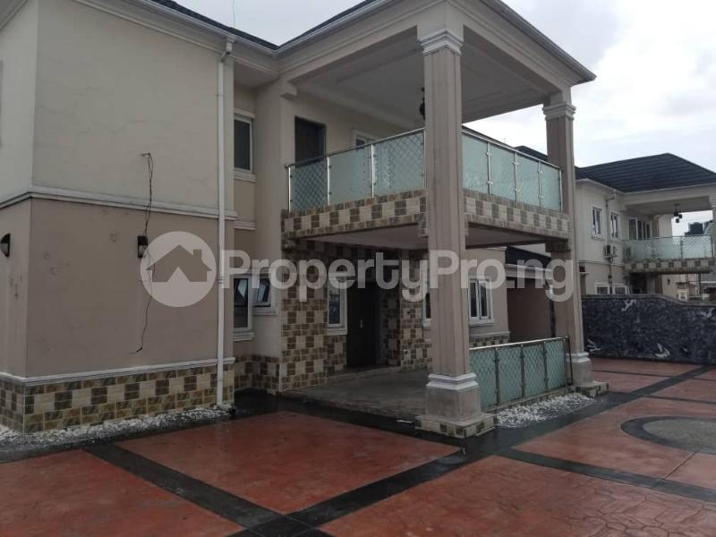 5 bedroom Boys Quarters for rent Naf Harmony Estate New Layout Port Harcourt Rivers - 9