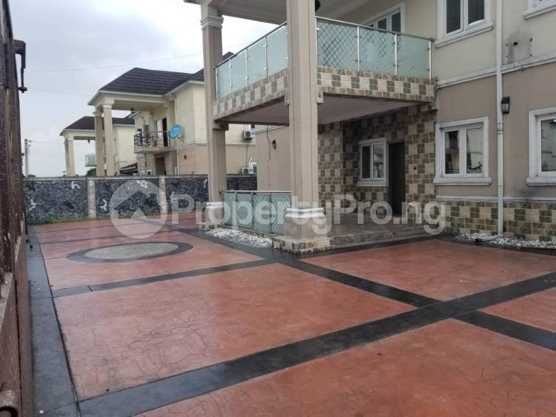 5 bedroom Boys Quarters for rent Naf Harmony Estate New Layout Port Harcourt Rivers - 6