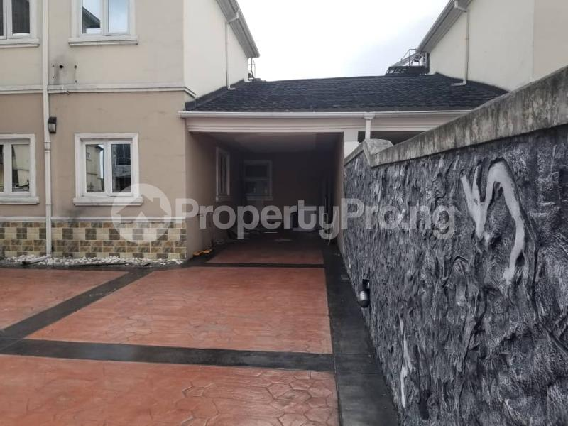 5 bedroom Boys Quarters for rent Naf Harmony Estate New Layout Port Harcourt Rivers - 8