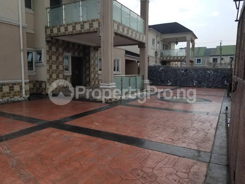 5 bedroom Boys Quarters for rent Naf Harmony Estate New Layout Port Harcourt Rivers - 4