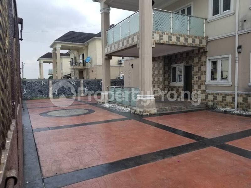 5 bedroom Boys Quarters for rent Naf Harmony Estate New Layout Port Harcourt Rivers - 7