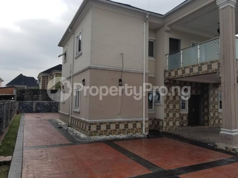 5 bedroom Boys Quarters for rent Naf Harmony Estate New Layout Port Harcourt Rivers - 10