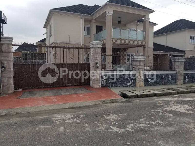 5 bedroom Boys Quarters for rent Naf Harmony Estate New Layout Port Harcourt Rivers - 3