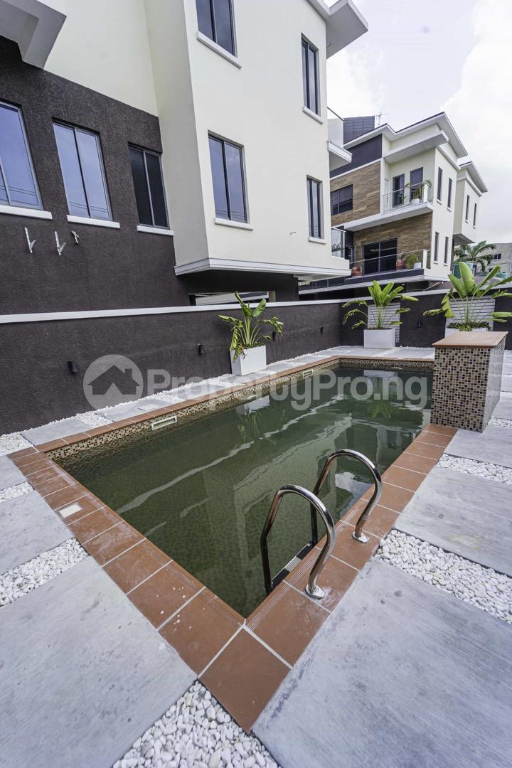 4 bedroom Terraced Duplex for sale Lekki 1 Lekki Phase 1 Lekki Lagos - 3