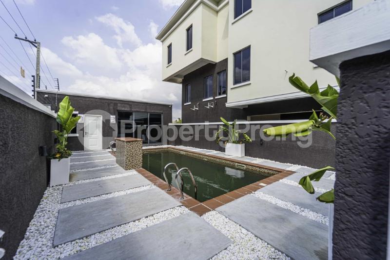 4 bedroom Terraced Duplex for sale Lekki 1 Lekki Phase 1 Lekki Lagos - 0