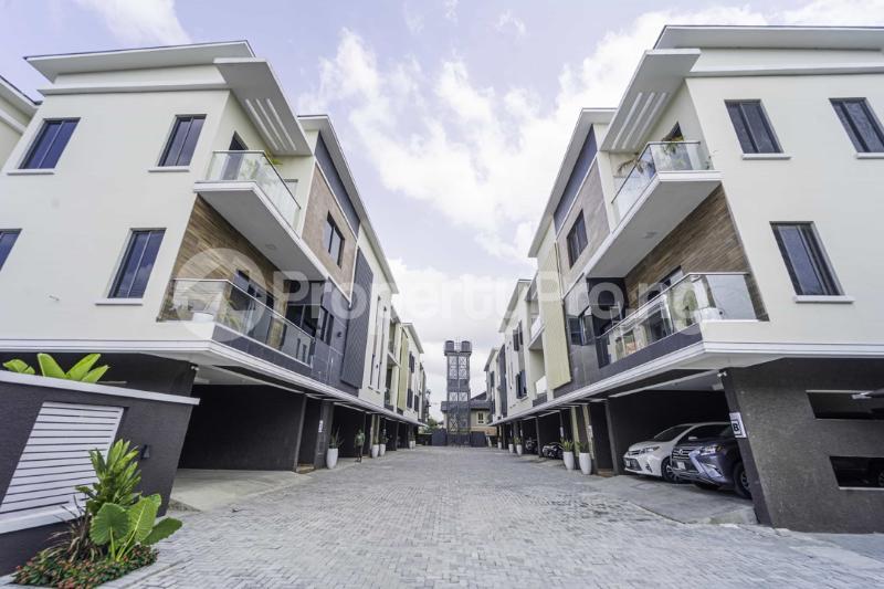4 bedroom Terraced Duplex for sale Lekki 1 Lekki Phase 1 Lekki Lagos - 4