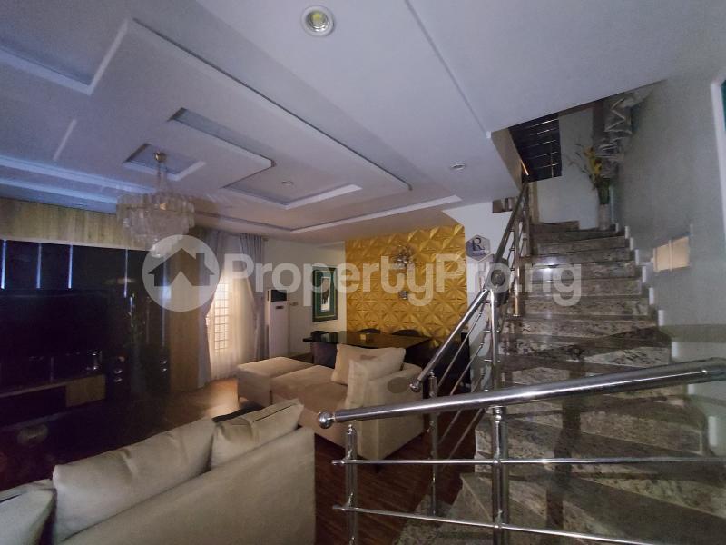 5 bedroom Detached Duplex for rent Thomas Thomas estate Ajah Lagos - 5