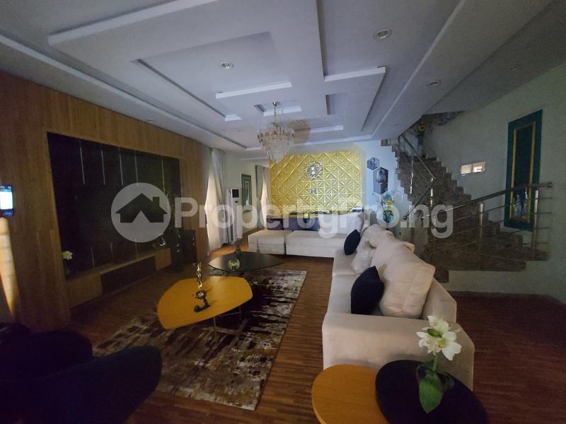5 bedroom Detached Duplex for rent Thomas Thomas estate Ajah Lagos - 3