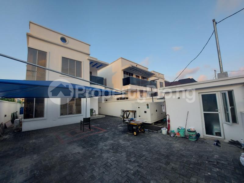 5 bedroom Detached Duplex for rent Thomas Thomas estate Ajah Lagos - 1