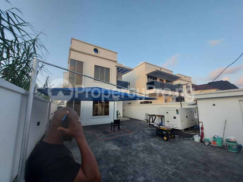 5 bedroom Detached Duplex for rent Thomas Thomas estate Ajah Lagos - 0