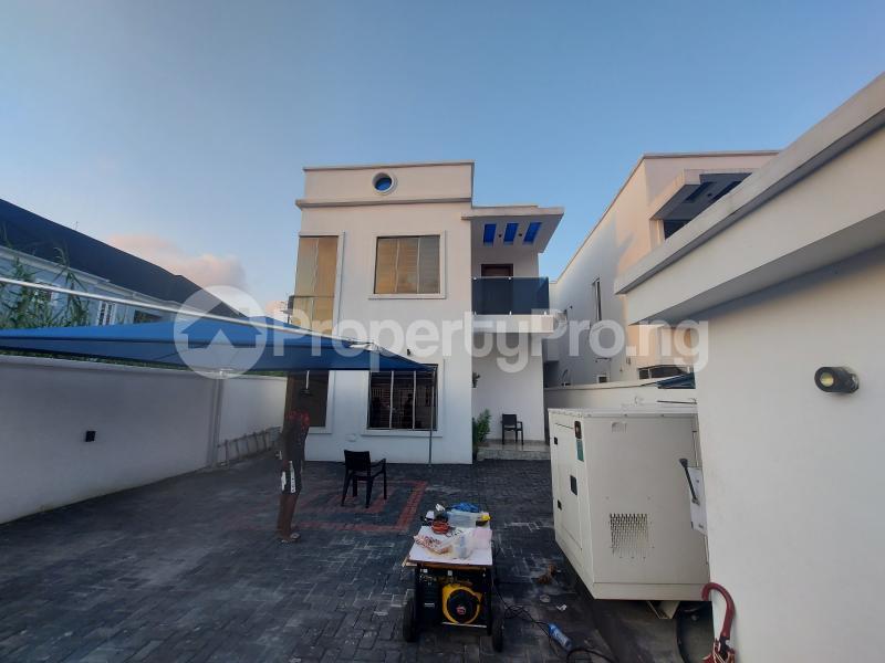 5 bedroom Detached Duplex for rent Thomas Thomas estate Ajah Lagos - 2