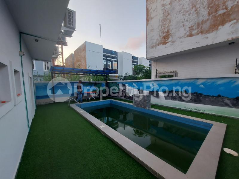 5 bedroom Detached Duplex for rent Thomas Thomas estate Ajah Lagos - 20