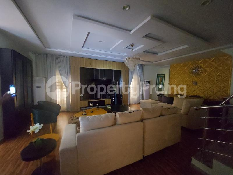 5 bedroom Detached Duplex for rent Thomas Thomas estate Ajah Lagos - 4