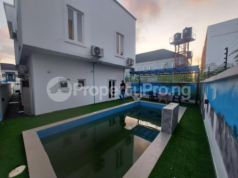 5 bedroom Detached Duplex for rent Thomas Thomas estate Ajah Lagos - 21
