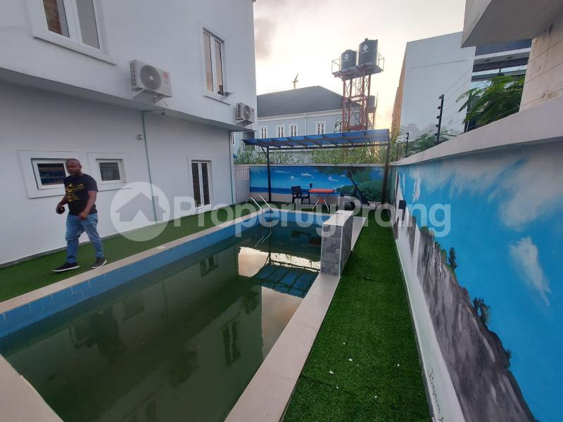 5 bedroom Detached Duplex for rent Thomas Thomas estate Ajah Lagos - 22