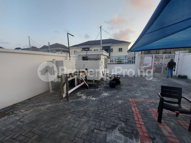 5 bedroom Detached Duplex for rent Thomas Thomas estate Ajah Lagos - 23