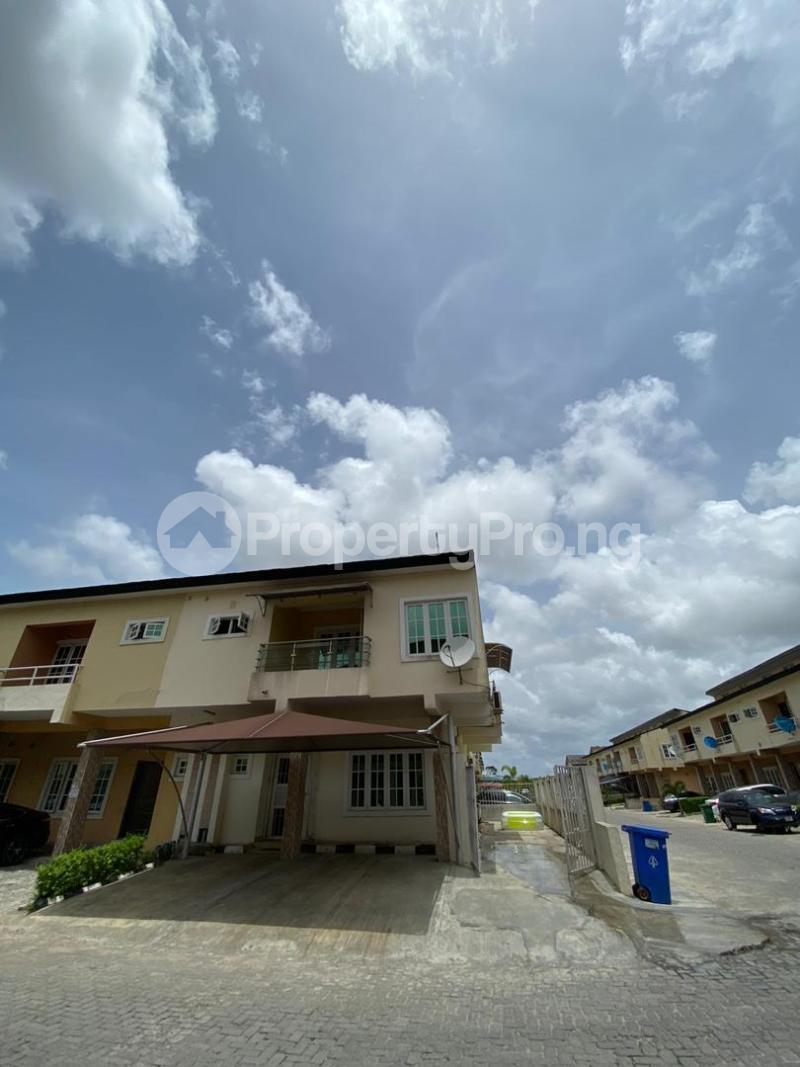 3 bedroom Terraced Duplex House for sale Phase 3 behind LBS, Lekki Gardens estate Ajah Lagos - 9