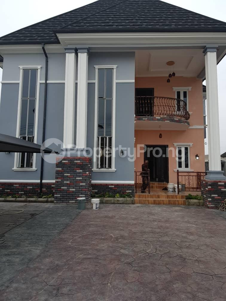 5 bedroom Detached Duplex for sale Sars Road Rupkpokwu Port Harcourt Rivers - 1