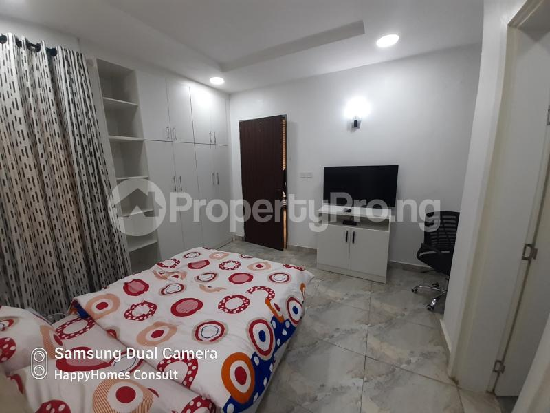 1 bedroom Self Contain for rent Navy Officers Quarters Jahi Jahi Abuja - 6