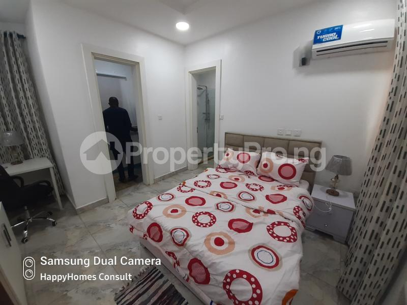 1 bedroom Self Contain for rent Navy Officers Quarters Jahi Jahi Abuja - 8