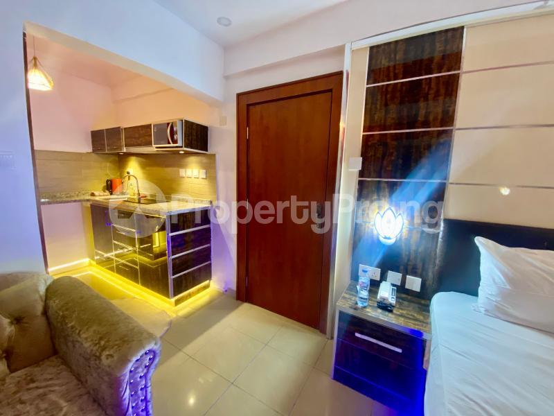 1 bedroom mini flat  Studio Apartment Flat / Apartment for shortlet British Village  Wuse 2 Abuja - 17