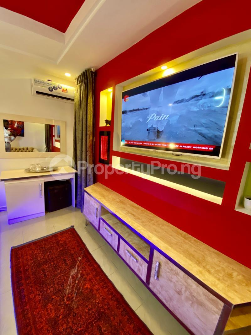 1 bedroom mini flat  Studio Apartment Flat / Apartment for shortlet British Village  Wuse 2 Abuja - 9