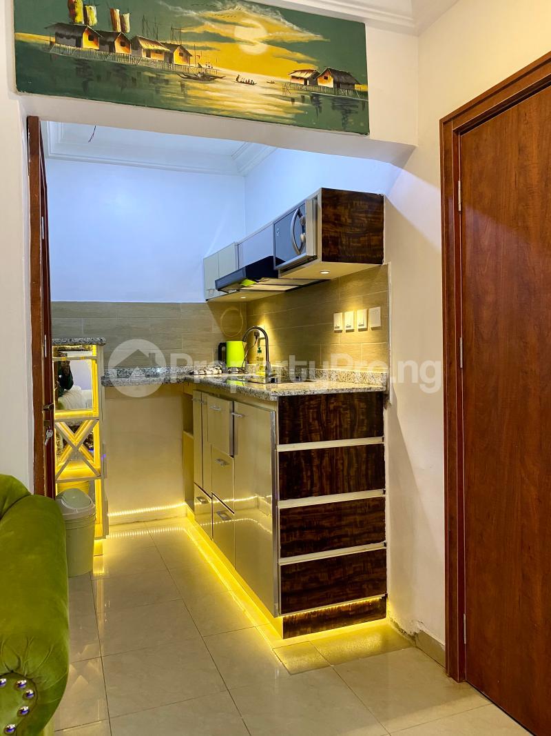1 bedroom mini flat  Studio Apartment Flat / Apartment for shortlet British Village  Wuse 2 Abuja - 16