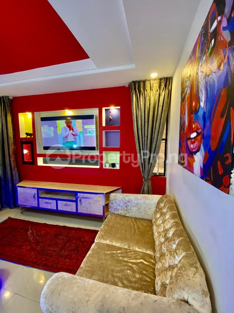 1 bedroom mini flat  Studio Apartment Flat / Apartment for shortlet British Village  Wuse 2 Abuja - 5