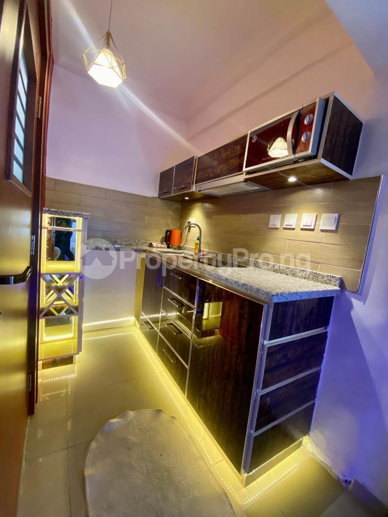 1 bedroom mini flat  Studio Apartment Flat / Apartment for shortlet British Village  Wuse 2 Abuja - 20