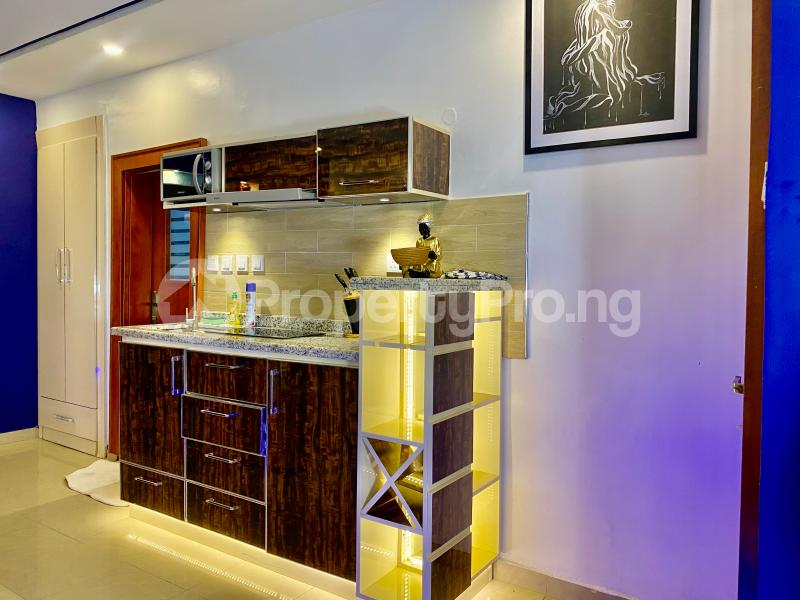 1 bedroom mini flat  Studio Apartment Flat / Apartment for shortlet British Village  Wuse 2 Abuja - 18
