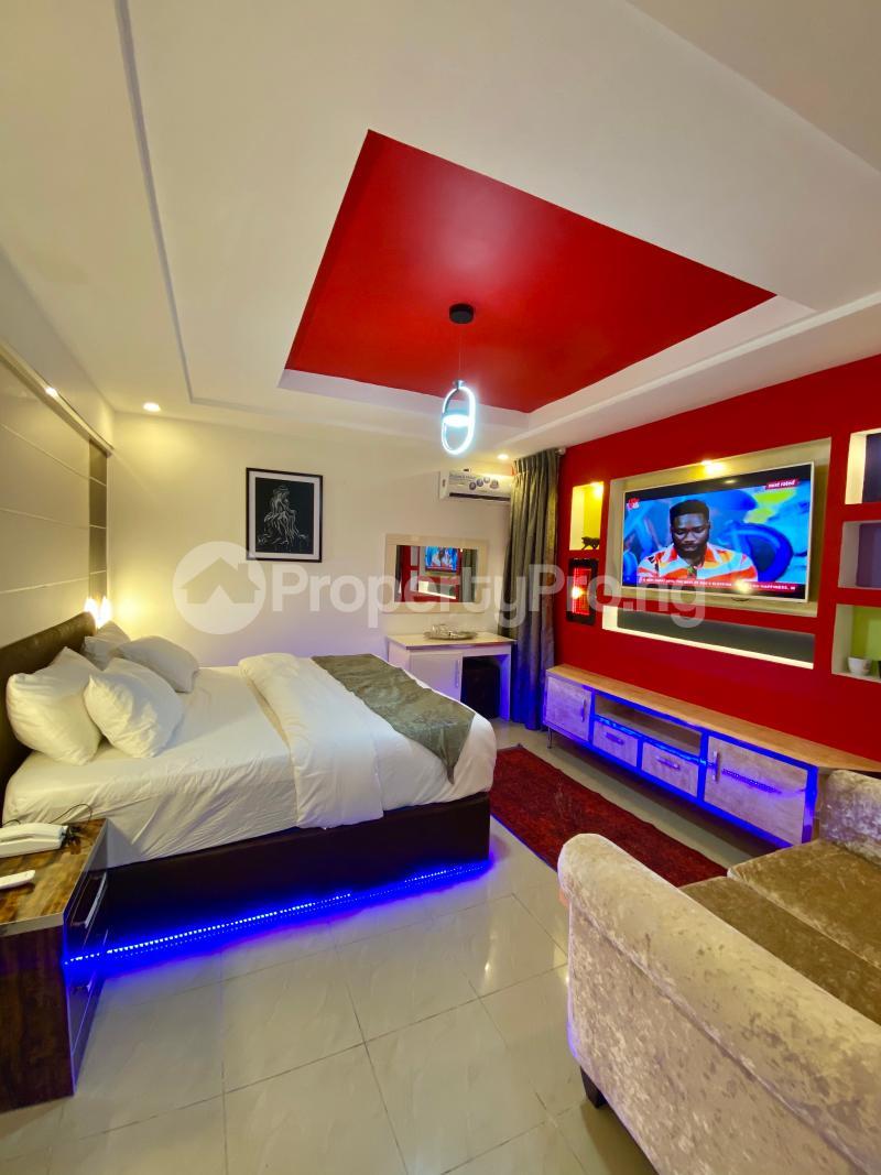 1 bedroom mini flat  Studio Apartment Flat / Apartment for shortlet British Village  Wuse 2 Abuja - 14