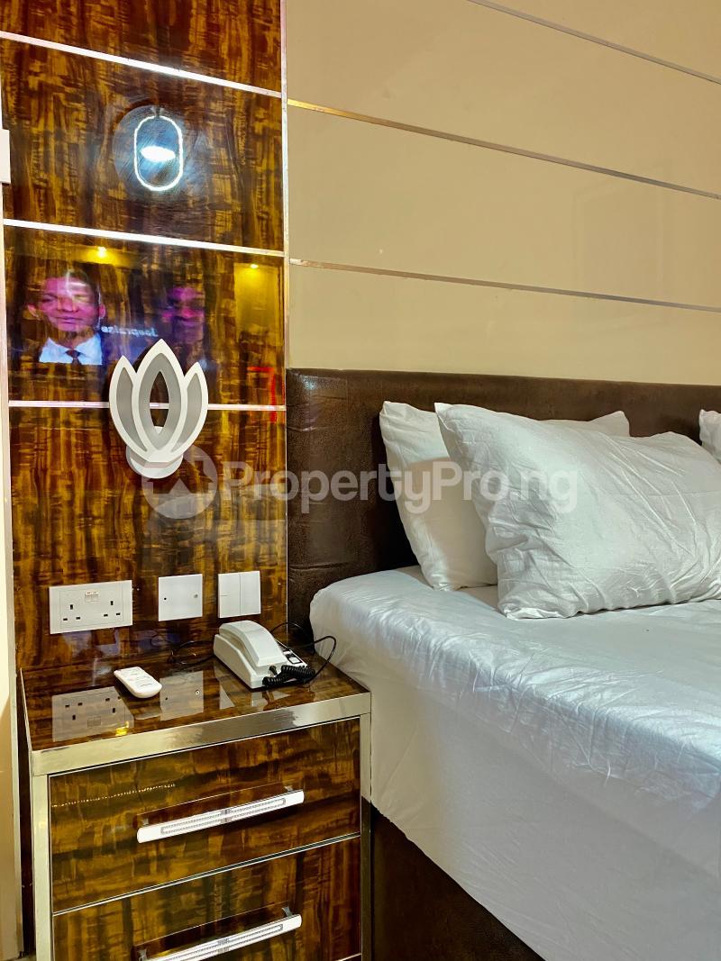 1 bedroom mini flat  Studio Apartment Flat / Apartment for shortlet British Village  Wuse 2 Abuja - 6