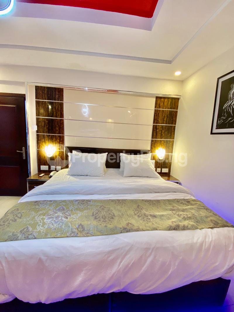 1 bedroom mini flat  Studio Apartment Flat / Apartment for shortlet British Village  Wuse 2 Abuja - 10