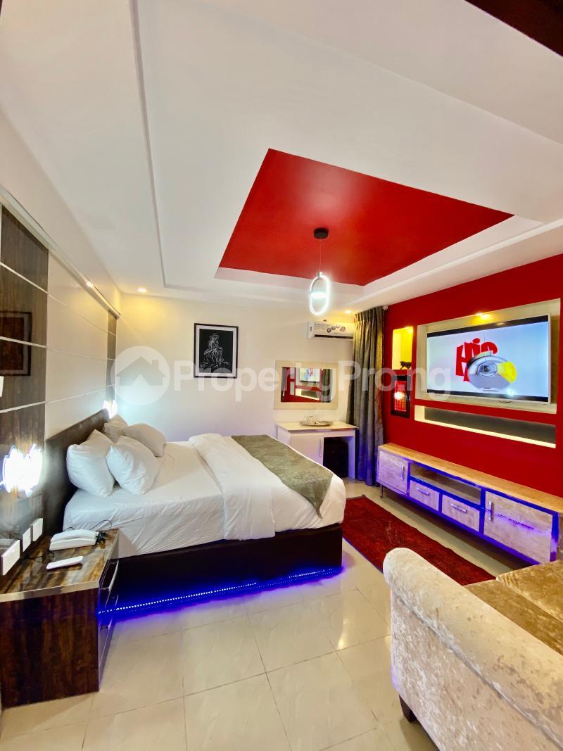 1 bedroom mini flat  Studio Apartment Flat / Apartment for shortlet British Village  Wuse 2 Abuja - 4