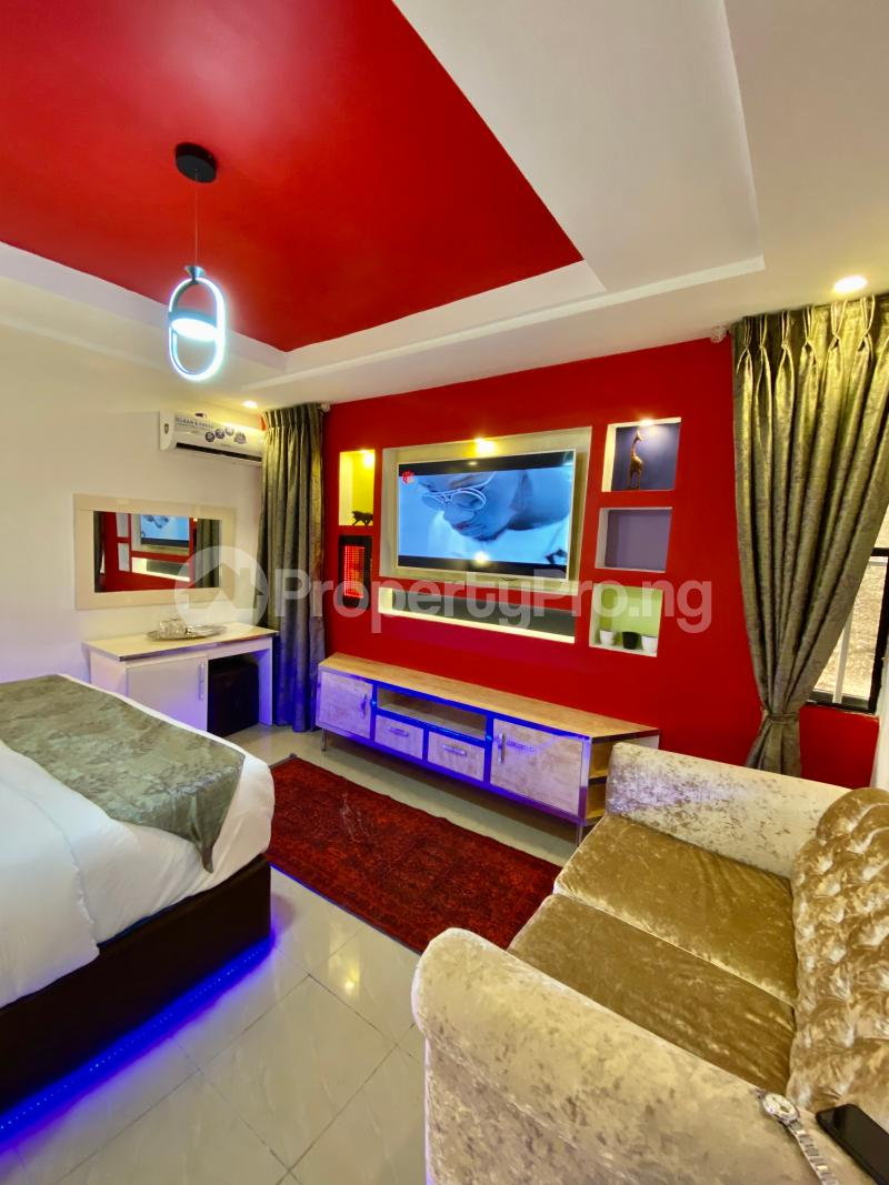 1 bedroom mini flat  Studio Apartment Flat / Apartment for shortlet British Village  Wuse 2 Abuja - 8