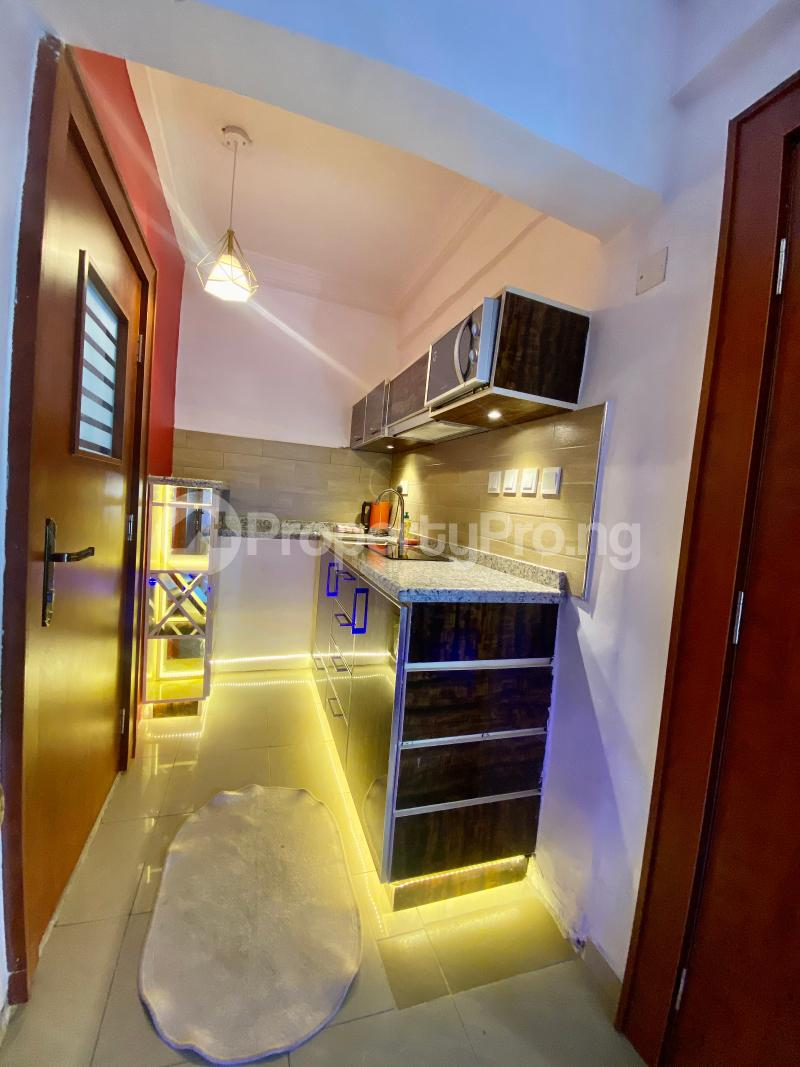 1 bedroom mini flat  Studio Apartment Flat / Apartment for shortlet British Village  Wuse 2 Abuja - 19